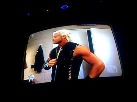 Dolph Ziggler and Maria after they had SEX