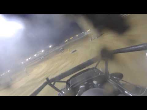 SIR Non wing 1st go pro footage, first roll or rolls