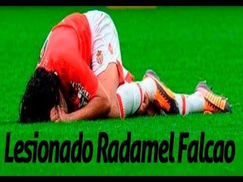 RADAMEL FALCAO SUFRE UNA TERRIBLE LESIÓN NO PODRÁ IR A BRASIL 2014
