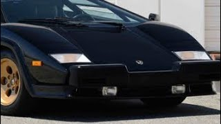 Lambo Countach Review #2