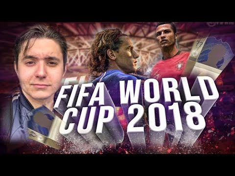 WORLD CUP FIFA 18 MODE - О режиме,пакетиках и новых иконах