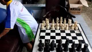 midbrain activation world MCB - Kenneth Lengkong blindfolded play chess - MCB MasterCoreBrain