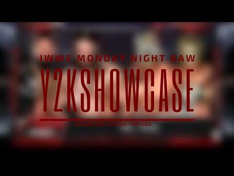 iWWE Monday Night Raw S1E13