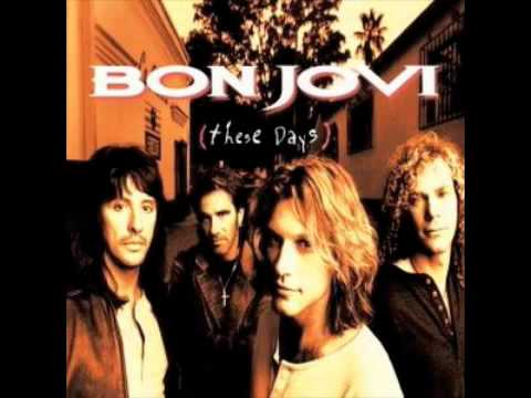 Bon Jovi - Its Hard Letting
