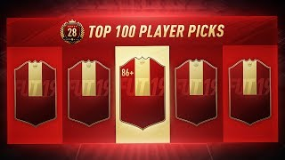 30-0 5 PLAYER PICK PACKS + DIVISION 1 RIVALS REWARDS | FIFA 19 ULTIMATE TEAM