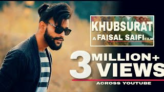 Latest Hindi song 2018 || KHUBSURAT || a FAISAL SAIFI film