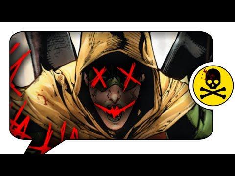 СЫН БЭТМЕНА: Как Умер Бэтмен? Кто его заменит? Что сделал Джокер?! / СЮЖЕТ (DC Comics) Часть 1