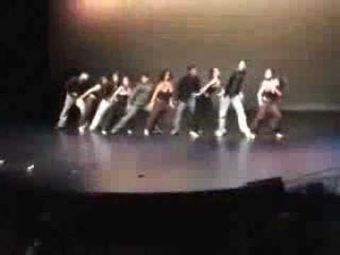 ntu tarang 2008 dance perfromance - mauji hi mauja