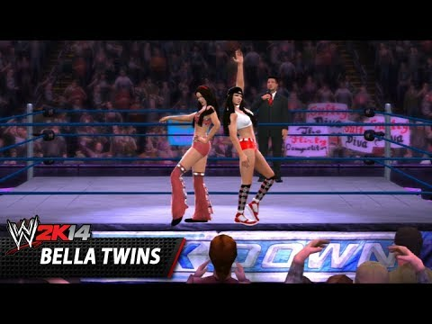 WWE 2K14 Community Showcase: Bella Twins (PlayStation 3)