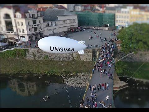 Ужгороду 1123 роки Святкування Дня міста