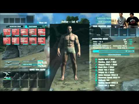 ARK: Survival Evolved (PC) Live Stream with Mike & Ryan