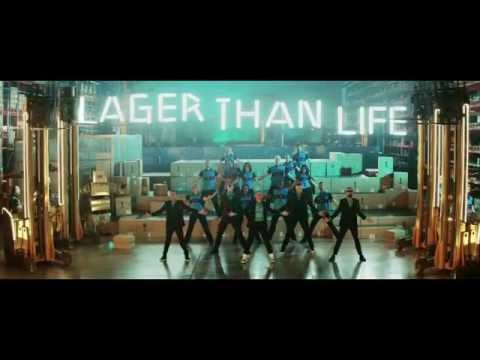 Netonnet Feat Backstreet Boys lager Than Life video