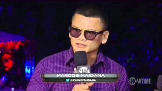 Marcos Maidana's Interview with ShoSports on 8/16/14