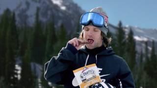 Oberto's Beef Jerky commercial (Louie Vito)