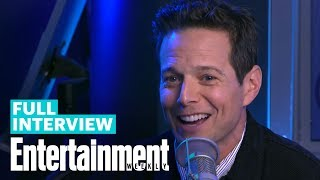 Scott Wolf Opens Up About 'Nancy Drew', 'Inside Game' & More | Entertainment Weekly