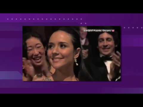 La historia de Catalina Sandino la primera actriz colombiana nominada a los Premios Oscar.