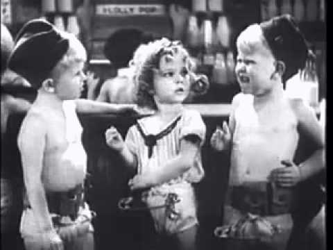 War Babies Shirley Temple Nude! UFOELVIS Presents