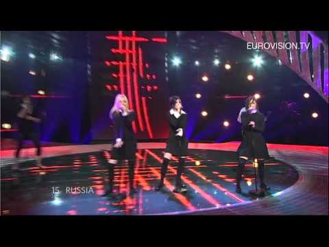 Serebro - Song 1 (Russia) 2007 Eurovision Song Contest