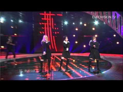 Serebro - Song 1 (Russia) 2007 Eurovision Song Contest