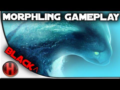 Black^ Morphling Gameplay Dota 2 RMM