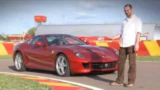 Ferrari 599 GTB HGTE driven - by Autocar.co.uk