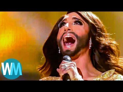 Top 10 Best Eurovision Performances