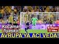 Fenerbahçe 1-2 Vardar| Fener Vardar maçı geniş özet ve golleri izle