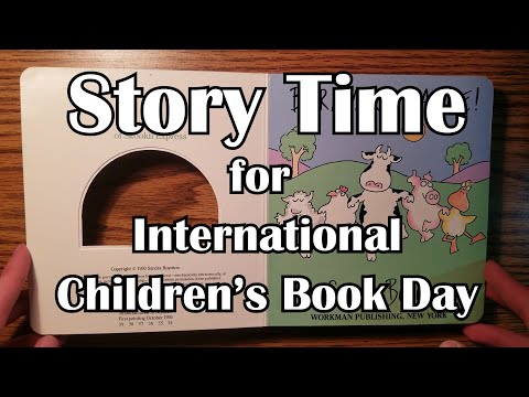 International Children's Book Day: Social Distance Snippet #8