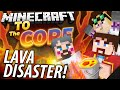 Minecraft Mods - To The Core #19 - LAVA DISASTER
