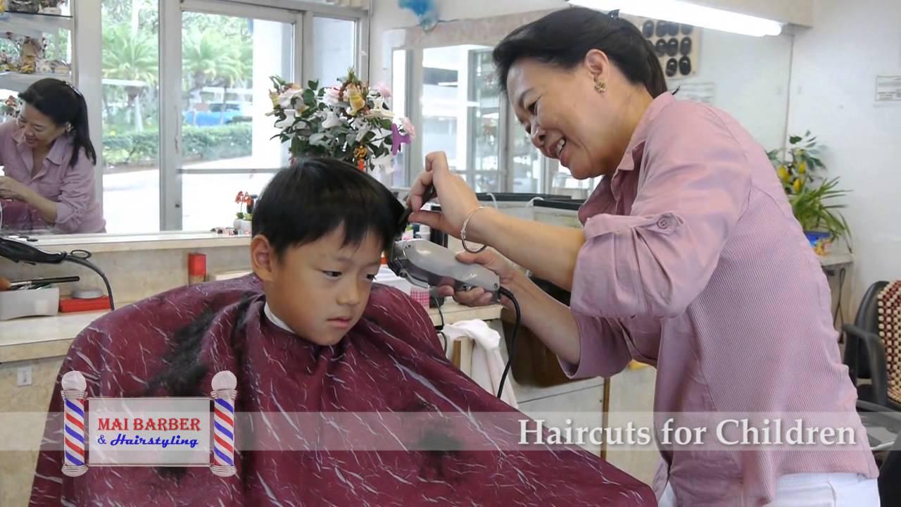 Mai Barber Hairstylist Salon Haircuts for Men, Women, Children ...