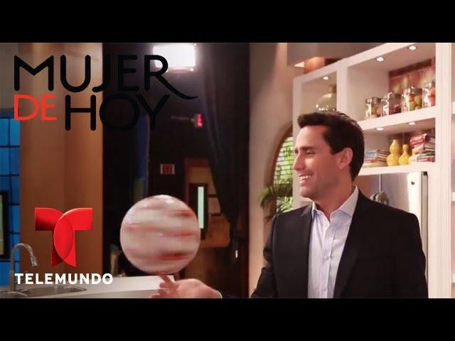 iVillage Mujer | Cracks del balón en Telemundo: David Chocarro y Catherine Siachoque | Telemundo