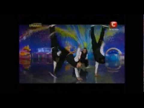 Украина мае талант 4 коллектив Lite Style.mov