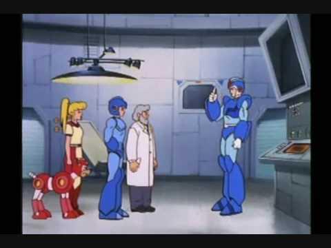 Megaman meets X