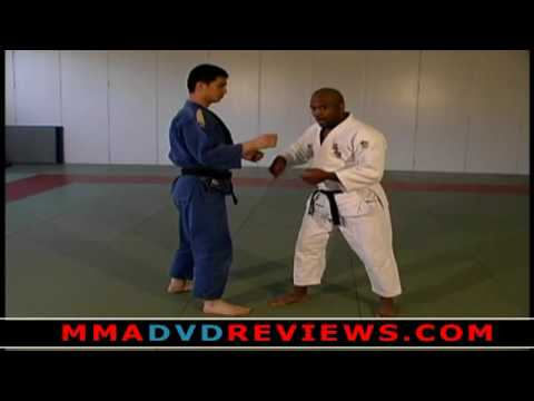 David Williams Judo - Grip Fighting for Tai Otoshi Image 1