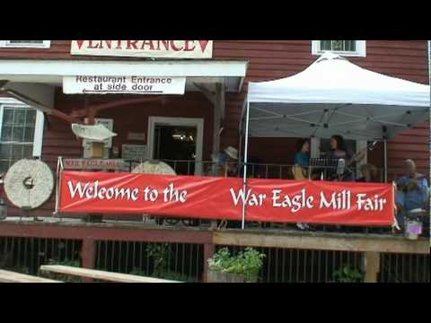 Powell Sisters at War Eagle Mill, Cause I Love You Video