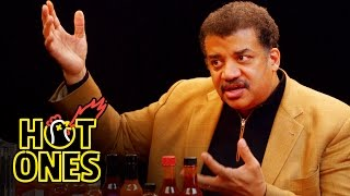 Neil deGrasse Tyson Drops Knowledge | Hot Ones Extras