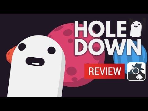 HOLEDOWN   AppSpy Review