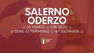 Serie A1F [18^]: Salerno - Oderzo 24-20