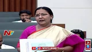 TDP MLA Yamini Bala Speech at AP Assembly Budget Session || Andhra Pradesh