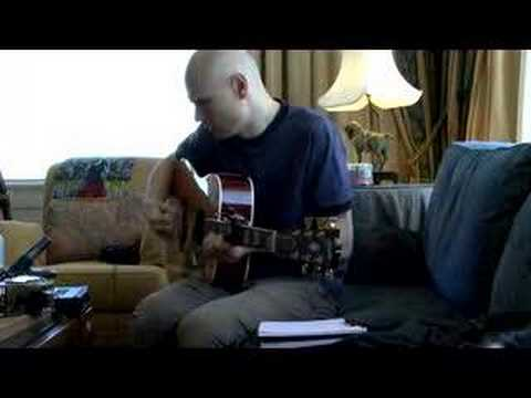 Smashing Pumpkins: Day in the Life Billy Corgan writing