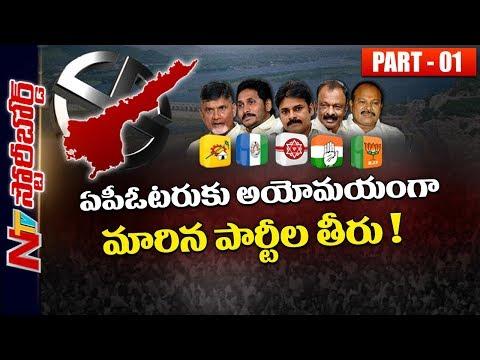 Current Political Scenario in Andhra Pradesh Politics | TDP, YCP, BJP, Janasena, Congress | SB 01