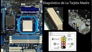 La Computadora Saludable 5a - Diagnostico de La Tarjeta Madre