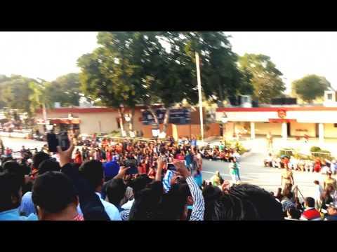 Dance at Wagah Border India