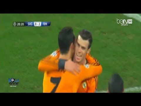Schalke 04 vs Real Madrid 1-6 | Goals & Highlights | Goles y Resumen | Bale | 26/2/2014