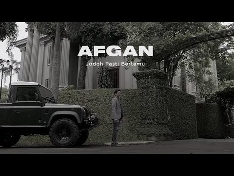 Afgan - Jodoh Pasti Bertemu | Official Audio Clip