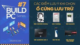 Hướng dẫn chọn ổ cứng SSD và HDD phù hợp theo từng nhu cầu   GVN BUILD PC #7