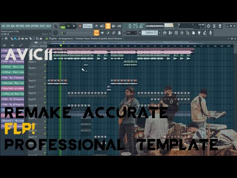 Avicii - Forever Yours (Perfect Remake With Studio Acapella)