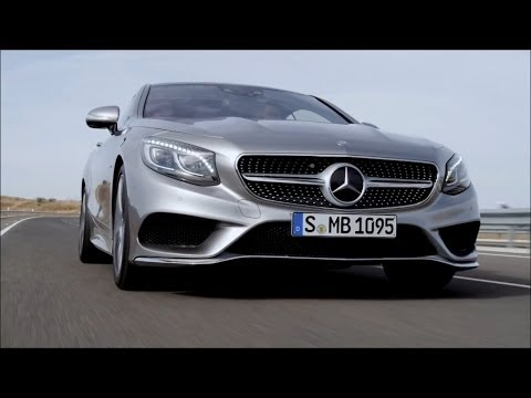 Mercedes-Benz 2015 S-Class Coupé HD Trailer