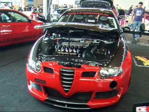 modified alfa romeo 147 gta youtube. Black Bedroom Furniture Sets. Home Design Ideas