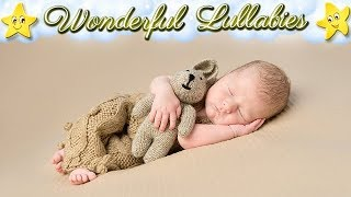 Super Relaxing Baby Music ♥♥♥ Best Bedtime Lullaby Rock-A-Bye Baby ♫♫♫ Super Soothing Sweet Dreams